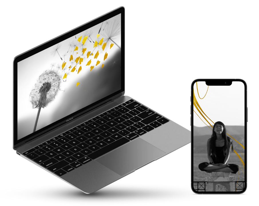 Laptop and Phone Image Ascensionline